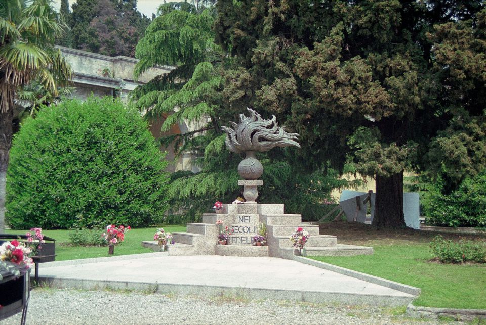 Carabinieri Police Force Memorial